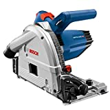 BOSCH Tools Track Saw - GKT13-225L 6-1/2 In. Precison Saw with Plunge Action & Carrying Case