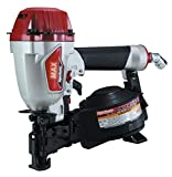 MAX USA CORP SuperRoofer CN445R3 Roofing Coil Nailer up to 1-3/4'